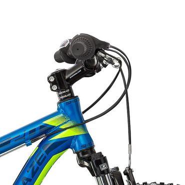 20 Zoll Jungen Fully Mountainbike 18 Gang Shockblaze Warrior – Bild 3