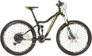 27,5 Zoll Fully Mountainbike 12 Gang Shockblaze Trace Elite – Bild 1