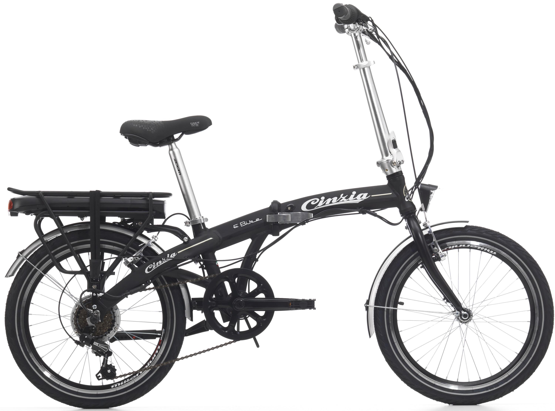 20 zoll elektro klappfahrrad cinzia elfyn alu e bike. Black Bedroom Furniture Sets. Home Design Ideas