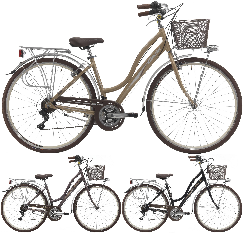 28 zoll damen city fahrrad cinzia giara 21 gang fahrr der. Black Bedroom Furniture Sets. Home Design Ideas