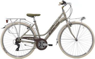 28 Zoll Damen City Fahrrad Cinzia Nuvola 21 Gang – Bild 4