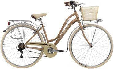 28 Zoll Damen City Fahrrad Cinzia Viaggio 6 Gang – Bild 3