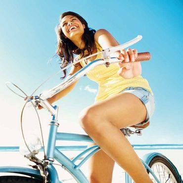 26 Velo Americain Femme Cinzia Moody Beach Cruiser Aluminium Shimano 6 Vitesses – Bild 5