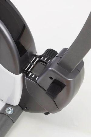 Toorx BRX Multifit Compact Heimtrainer Ergometer Klappbar mit Tablet-/Smartphone-Halterung – Bild 10