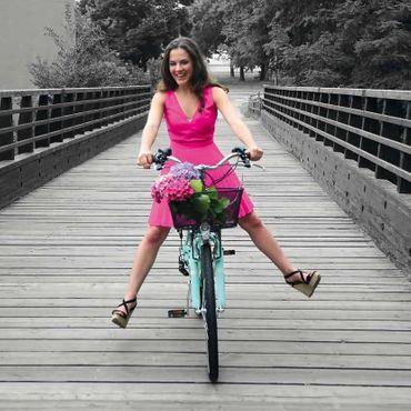 28 Zoll Damen Elektro City Fahrrad 7 Gang Cinzia Sfera – Bild 5