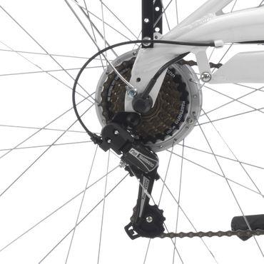 28 Zoll Damen Elektro City Fahrrad 7 Gang Cinzia Sfera – Bild 10