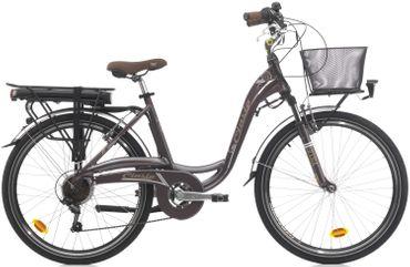28 Zoll Damen Elektro Fahrrad Cinzia Sfera – Bild 6