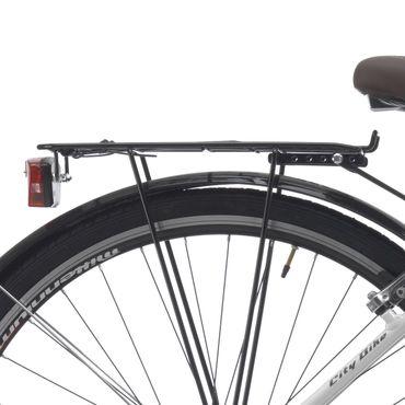 28 Zoll Damen Trekking Fahrrad 21 Gang Cinzia Crystal – Bild 5
