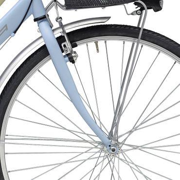 28 Zoll Damen City Fahrrad 6 Gang Adriatica Trend – Bild 7