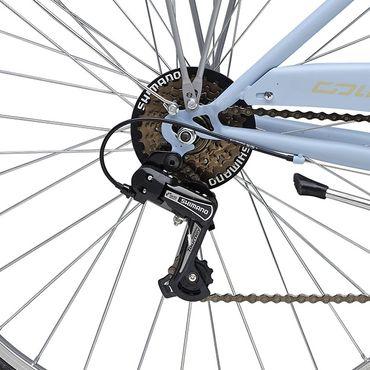 28 Zoll Damen City Fahrrad 6 Gang Adriatica Trend – Bild 9