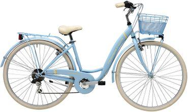 28 Zoll Damen City Fahrrad 6 Gang Adriatica Panda – Bild 2