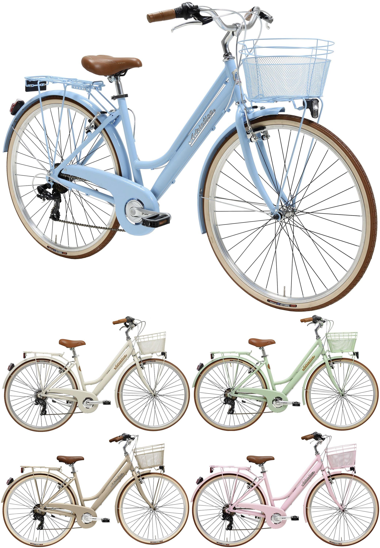 28 zoll damen city fahrrad adriatica sity retro 6 gang. Black Bedroom Furniture Sets. Home Design Ideas