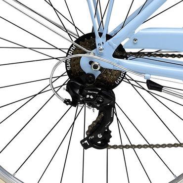 28 Zoll Damen City Fahrrad Adriatica Sity Retro 6 Gang – Bild 11