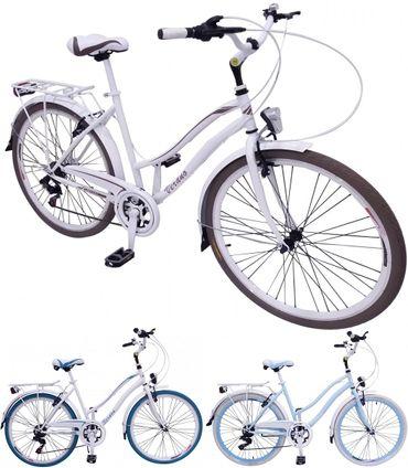 28 Zoll Damen City Fahrrad 6 Gang Verano – Bild 1
