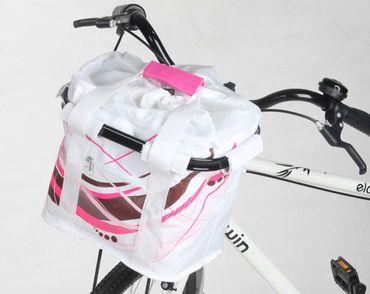 Fahrrad Tasche Lenkertasche Shopping Trekking Fahrradtasche
