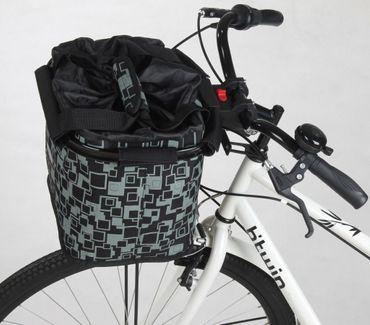 Fahrrad Tasche Lenkertasche Shopping Trekking Fahrradtasche – Bild 1