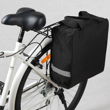 Fahrrad Gepäckträger Tasche Gepäcktasche Fahrradtasche – Bild 2