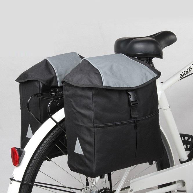 doppel gep cktr ger fahrrad tasche fahrradtasche. Black Bedroom Furniture Sets. Home Design Ideas
