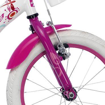 16 Zoll Mädchen Fahrrad Adriatica Girl – Bild 6