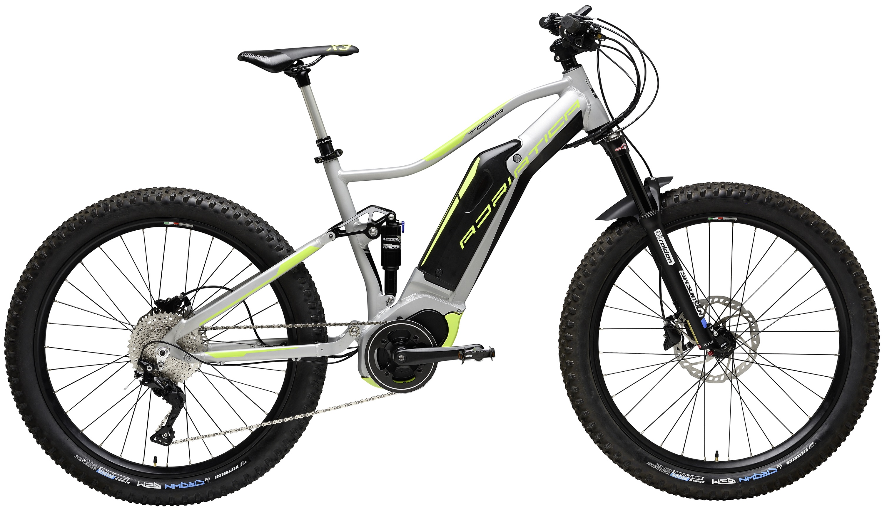 27 5 elektro fully mountainbike adriatica tora fahrr der. Black Bedroom Furniture Sets. Home Design Ideas