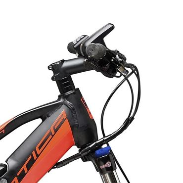 29 Zoll Elektro Mountainbike Adriatica Raion – Bild 5