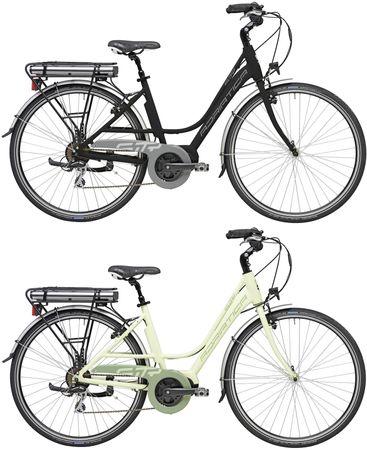 28 Zoll Elektro Damen Fahrrad Adriatica Sity Max – Bild 1