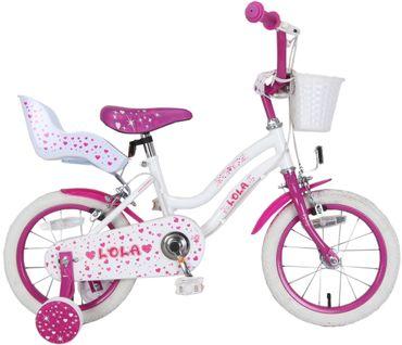 12 Zoll Kinder Fahrrad Schiano Lola – Bild 2