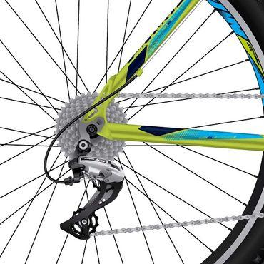29 Zoll Mountainbike Sprint Dynamic 21 Gang Shimano Schaltung – Bild 7