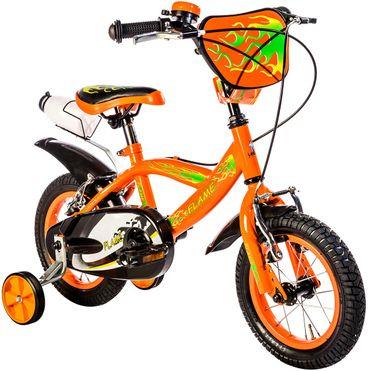 16 Zoll Kinder Fahrrad Schiano Flame – Bild 2