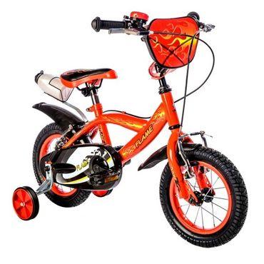 16 Zoll Kinder Fahrrad Schiano Flame – Bild 4