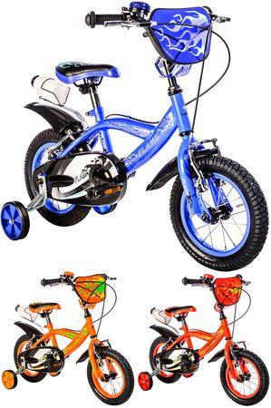 16 Zoll Kinder Fahrrad Schiano Flame Fire Reifen mit Flammenmuster – Bild 1
