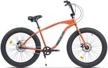 26 Zoll Fat Bike Cruiser 3 Gang ApeRider Cutezator – Bild 4