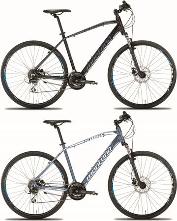 28 Zoll Mountainbike Montana X-Cross Disc 24 Gang