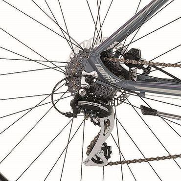 28 Zoll Damen Mountainbike Montana X-Cross Disc 24 Gang – Bild 7