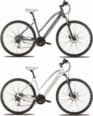 28 Zoll Damen Mountainbike Montana X-Cross Disc 24 Gang