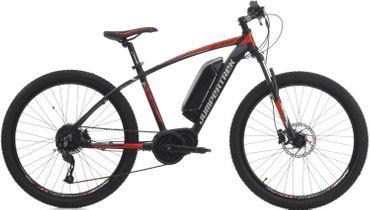 27,5 Zoll Elektro Mountainbike Cinzia Sleek – Bild 4