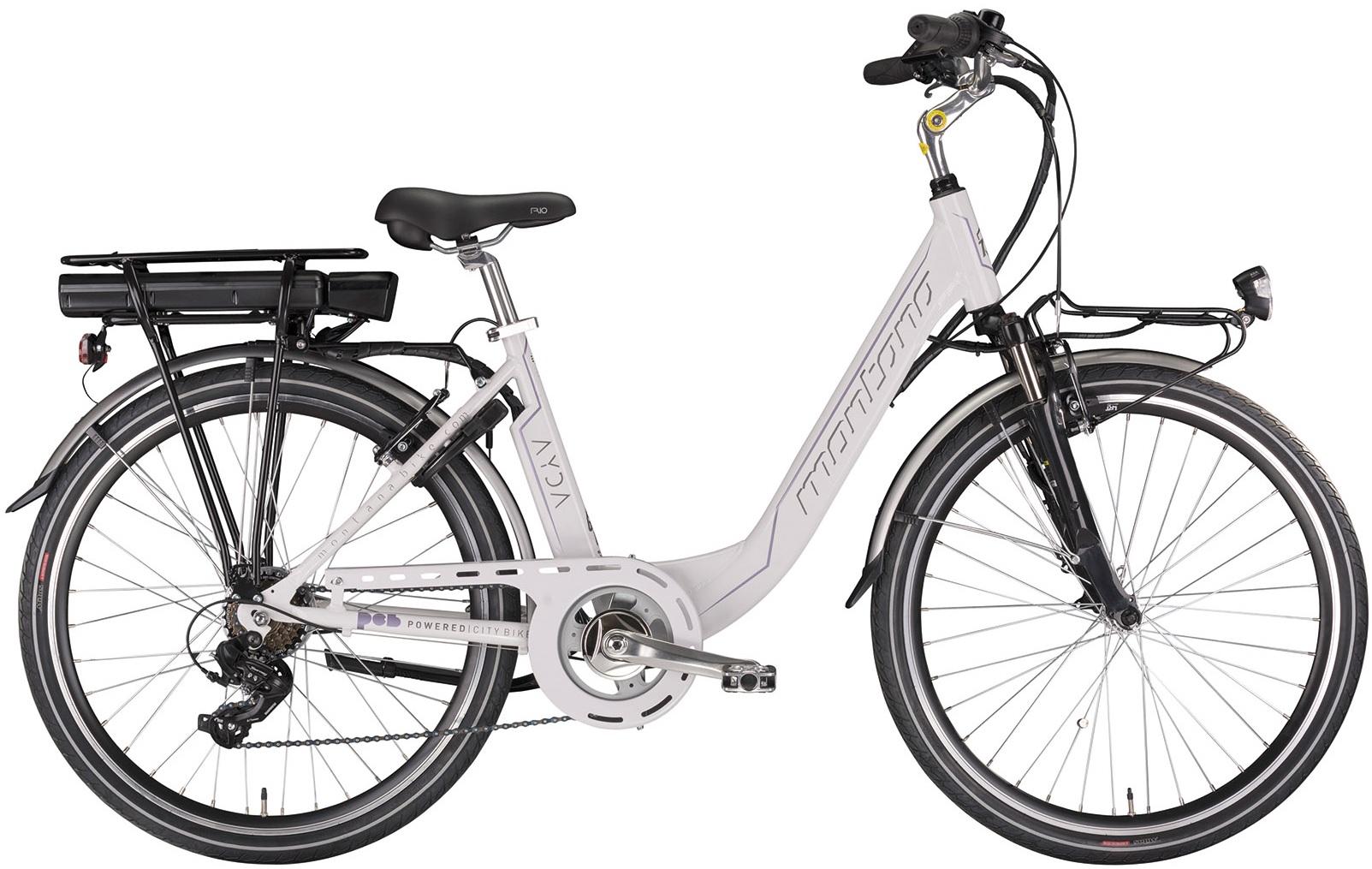 26 zoll elektro damen fahrrad montana e ayda fahrr der elektro fahrr der e bikes city. Black Bedroom Furniture Sets. Home Design Ideas