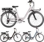 26 Zoll Elektro Damen Fahrrad Montana E-Ayda Deluxe 001