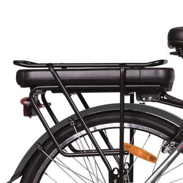 26 Zoll Elektro Damen Fahrrad Legnano Rosemary – Bild 5