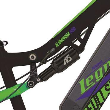 27,5+ Elektro Fully Mountainbike Legnano Titanium – Bild 5
