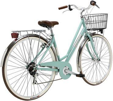 28 Zoll Damen City Fahrrad Adriatica Panarea 6 Gang – Bild 6