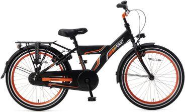 22 Zoll Kinder Fahrrad Popal Funjet X 22178 ohne Schaltung – Bild 3