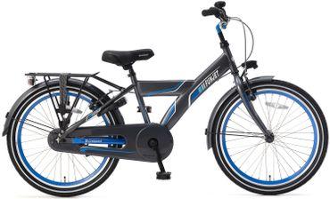 22 Zoll Kinder Fahrrad Popal Funjet X 22178 ohne Schaltung – Bild 5