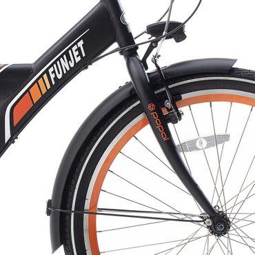 24 Zoll Kinder Fahrrad Popal Funjet X 24378 3 Gang – Bild 9