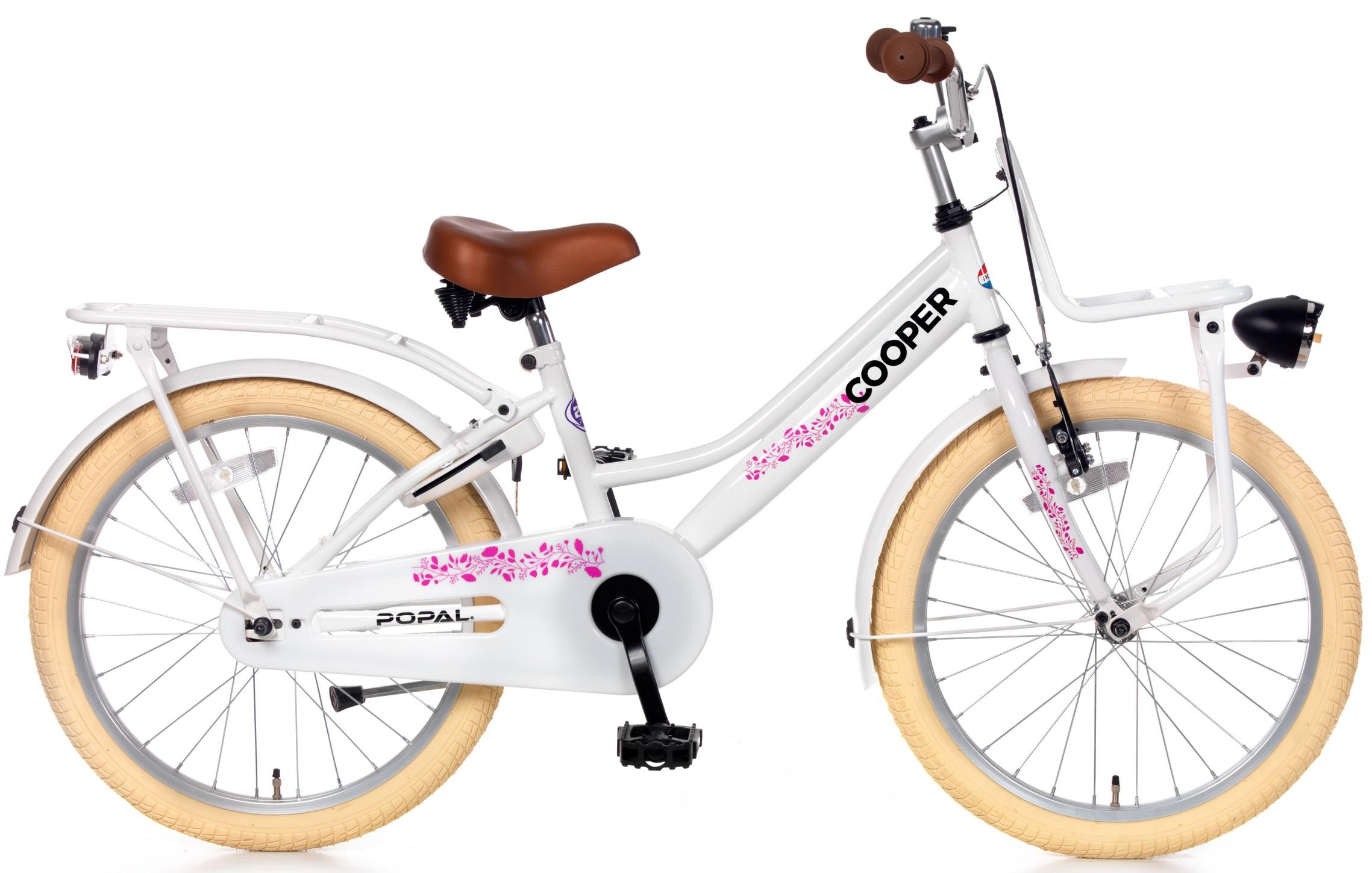 20 zoll m dchen fahrrad popal cooper 2053 ohne schaltung. Black Bedroom Furniture Sets. Home Design Ideas
