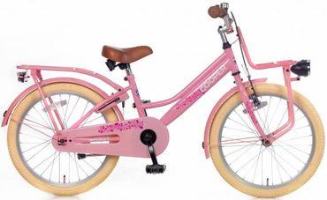 20 Zoll Mädchen Fahrrad Popal Cooper 2053 ohne Schaltung – Bild 4
