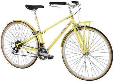 28 Zoll Damen Cityrad Alpina Eroica 21-Gang – Bild 2