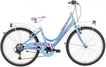 24 Zoll Mädchen Fahrrad Alpina Kariba 6-Gang – Bild 2