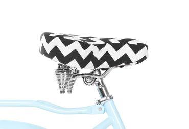 26 Zoll Damen Beach Cruiser Fahrrad Embassy LA BREZZA DELUXE 3-Gang – Bild 4