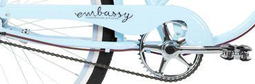 26 Zoll Damen Beach Cruiser Fahrrad Embassy LA BREZZA DELUXE 3-Gang – Bild 7